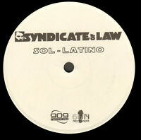 SYNDICATE OF LAW - Sol - Latino - 909 Records