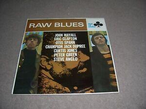 John Mayall + Others , Raw Blue's Vinyl LP