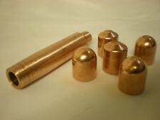 Consejos de soldadura puntual/Tapas Y Conjunto de Adaptador 16 mm de diámetro