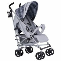 My Babiie MB02 From Birth Baby Stroller / Buggy - Platinum Snake