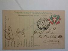 POSTA MILITARE FRANCHIGIA 56 DIVISIONE 26 REGGIMENTO -1917 - X FERRARA
