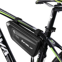 3L EVA Cycling Bicycle Bag Front Triangle Frame Top Tube Pouch For Road MTB Bike