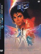 Michael Jackson Captain EO Film + Making of rare DVD
