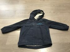 Quiksilver Boys Hooded Coat Age 2