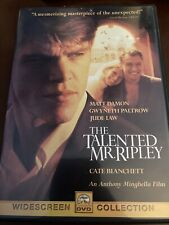 The Talented Mr. Ripley (Dvd, 2000, Widescreen)