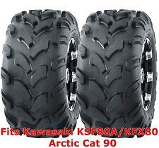 2 WANDA ATV tires 19x7-8 19x7x8 Kawasaki KSF80A/KFX80 Arctic Cat 90 P311