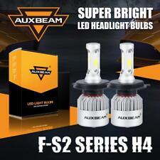 Auxbeam S2 9003 H4 LED Headlight Kit High Low Beam Bulbs 72W 6500K 8000LM HB2