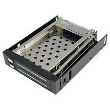 """LogiLink cambio quadro mobile rack 3,5"""" per 2x 2,5"""" HDD Dischi Rigidi mr0006"""