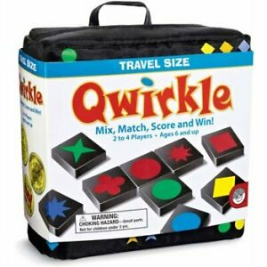 Travel Qwirkle by Mindware Games  -  Ages 6 to Adult Mindware Games