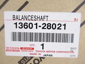 Genuine OEM Toyota Lexus 13601-28021 Balance Shaft