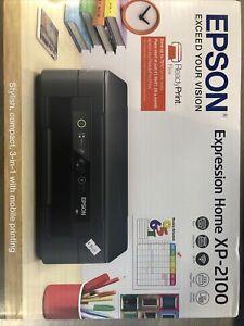 Epson Expression Home XP-2100 3-in-1 con Wi-Fi Stampante (Risoluzione di Stampa