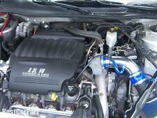 BCP BLUE 06-09 Chevy Impala SS 5.3L V8 Short Ram Air Intake Kit+ Filter