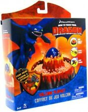 How to Train Your Dragon Volcano Exclusive Playset