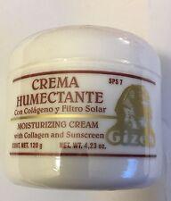 Crema Humectant Con Colageno Y Filtro Solar.Moisturizing Cream W/Collagen 4.23oz
