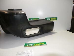 NISSAN PATROL REAR BUMPER Y61/GU, WAGON, LH END ONLY, 09/01-07/04 01 02 03 04