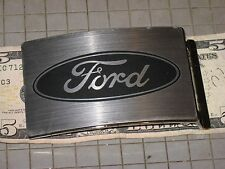 Collect Hot Buckles Ford Oval Belt Truck Steel Auto 4x4 SUV Car GT Tractor Focus