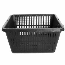 AQUAPRO Medium Square Planting Basket for Above & in Pond Plants 240x240x150mm