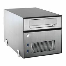 Case nero Lian Li con mini-ITX per prodotti informatici