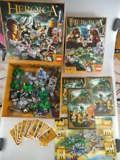 Lego Heroica Waldurk 3858 & Fortaan 3860 (3181)