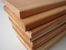 8 Holzbretter Holzlamellen Kiefer 1730 x 95 x 12mm Hobelwaren Holz Brett gehob.