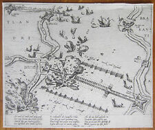 HOGENBERG: Dutch Revolt Ship Sea Battle Flandria - 1590