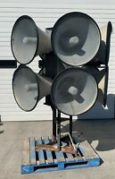 TORNADO WARNING SIREN HORN FOR TOWN/COMMUNITY FEDERAL SIGNAL CORP EOWS 1212