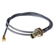 Extension Cord UFL/IPX  to TNC female bulkhead Antenna WiFi Pigtail Cable 15cm