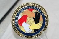 USN USCG NOAA USPHS MARAD National Officers Association Challenge Coin