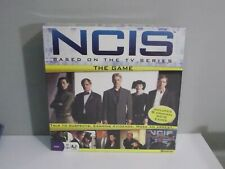 NCIS The Game Includes 9 Original Cases~New & Factory Sealed! Board Game
