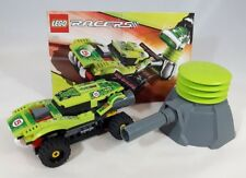 LEGO RACERS 8231 Vicious Viper 100% completo