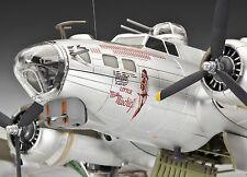 revell of Germany 1/72 B-17G Flying Fortress Plastic Model kit new in box