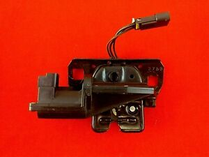 1995-1997 LINCOLN TOWN CAR TRUNK LATCH POWER LOCK RELEASE ACTUATOR OEM