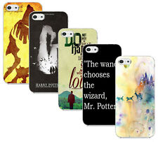 Harry Potter Quote The Marauders Soft TPU Cover Case For Apple iphone 5S 5C SE