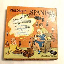 living language spanish course 1960
