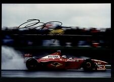 Heinz-Harald Frentzen Foto Original Signiert Formel 1 +G 18640