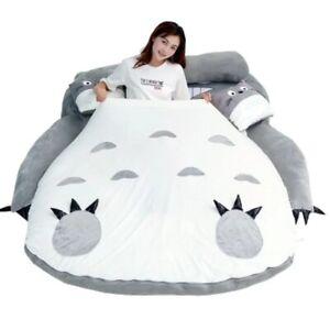 Bedroom Floor mats Cartoon Totoro mattress lazy sofa bed Leisure and comfort