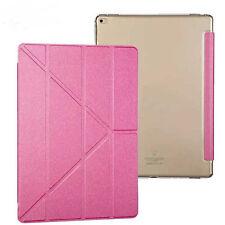 """CUSTODIA Integrale SMART COVER SUPPORTO Stand per Apple iPad PRO Rosa IPAD 9.7"""""""