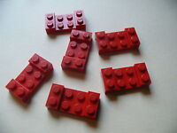 Lego 2x vehicle mudguard garde boue 4x2 1//2x1 Arch Round rouge//red 98282 NEUF