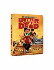Better Off Dead Steelbook Blu-ray
