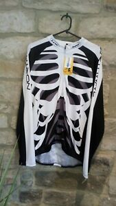 Mens Northwave Cycling Jacket 3xl BNWT Skeleton Graphics