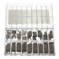 360Pcs Watch Band Strap Spring Bars Strap Pins Stainless Steel Tools Set  6-23mm