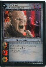 Lord Of The Rings CCG Foil Card SoG 8.R72 Gothmog, Morgul Commander