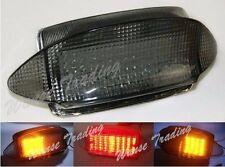 Rear Tail Brake Turn Signals Light Smoke Fit 1997-1998 HONDA CBR 600 F3 600F3