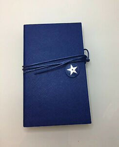 Dior Agenda Book Christian Dior Blue Agenda Paper Sheets Diary Authentic
