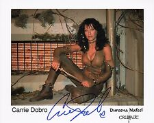 Official Website Carrie Dobro Babylon 5 Actress Model 8x10 Autographed