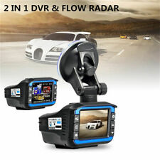 2Inch HD Car DVR Camera Video Recorder Radar Laser Speed Track Detector Dash Cam