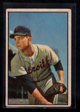 1953 BOWMAN COLOR #4 ART HOUTTEMAN VG-EX F828