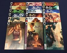 BUFFY THE VAMPIRE SLAYER SEASON EIGHT #1-35 (OF 40) : DARK HORSE 2007 COMPLETE
