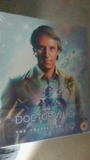 More details for doctor who 19th collection season 19 blu ray box set 19th series nineteen sealed