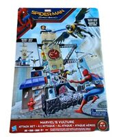 Spiderman Homecoming Vulture Attack  /Includels marvel's vulture New Sealed